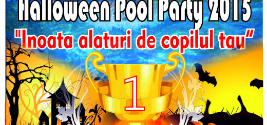 Halloween Pool Party 2015