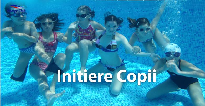 Initiere Inot Copii Dezvoltarea Tipurilor de Respiratie Cresterea Capacitatii de Efort