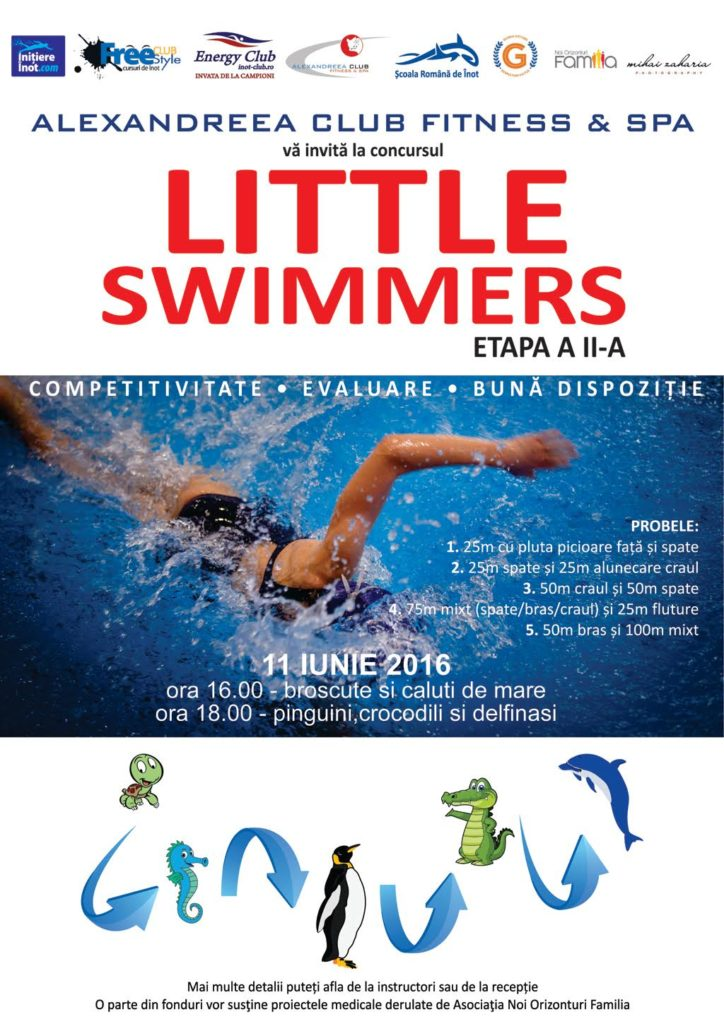 little swimmers 2