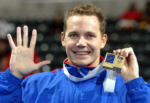 james-hickman-world-championships-medal
