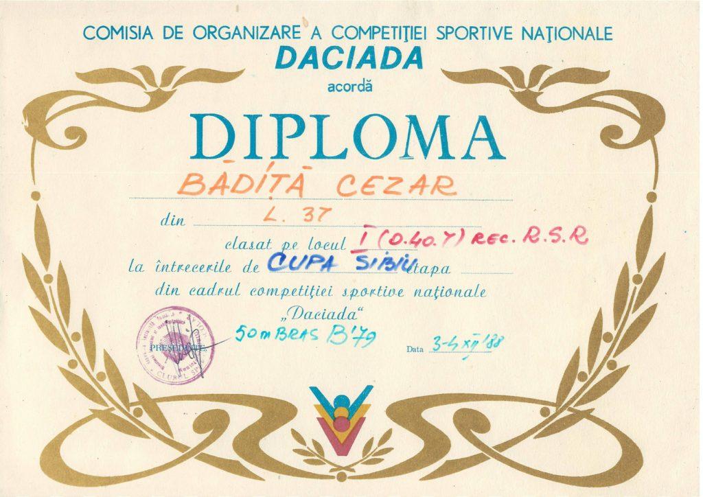 diploma record